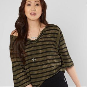 Buckle FREE PEOPLE Head In The Clouds Striped Top